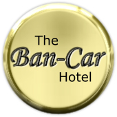 The Ban Car Hotel Bar Resturant Weddings Events St Fergus Peterhead Fraserburgh Aberdeenshire Logo